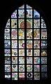 Gouda, st. janskerk, vetrata 1c, vetrata di erasmo, di Marc Mulders, 2016.jpg