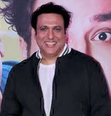Govinda snapped at trailer launch of the film Fry Day (cropped).jpg