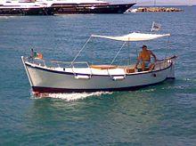 Gozzo barca wikipedia for Gozzo motore entrobordo