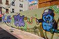 Graffiti a Gandia, la Safor.JPG