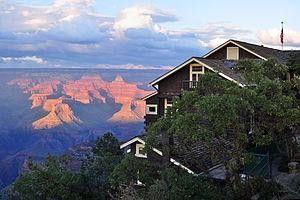 Kolb Studio - Kolb Studio overlooking the Grand Canyon