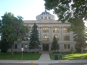 Grand Forks County Courthouse