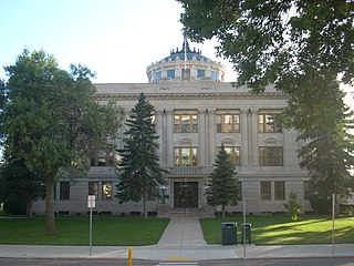 Grand Forks County, North Dakota County in the United States
