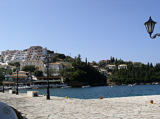 Syvota Place in Greece