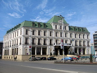 "The ""Grand Hotel Traian"" in Iasi, is Gustave Eiffel's link to Romania Grand Hotel Traian31.jpg"