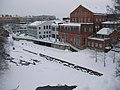 Granfossen - View over frozen Lysaker - panoramio.jpg