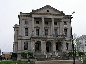 Grant County Courthhouse, Marion, Indiana.JPG