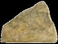 Grave inscription of Stracimir Balsic.png