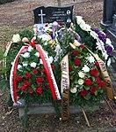 Grave of Tadeusz Orłowski at Central Cemetery in Sanok 3.jpg