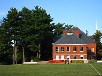 Phillips Academy - Graves Hall
