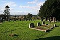 Graveyard at Croxton Kerrial - geograph.org.uk - 1000509.jpg