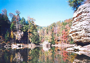 Grayson Lake State Park - Image: Grayson Lake