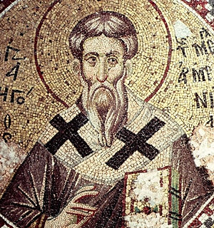 Gregory the Illuminator Patron saint of the Armenian Apostolic Church