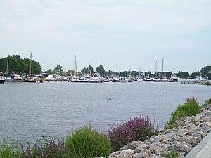 Grou - Grou harbour