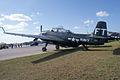 Grumman TBM-3U Avenger 91188 N108Q Flight 19 FT-28 23307 Incorrect LSideRear close TICO 16March2014 (14669961091).jpg