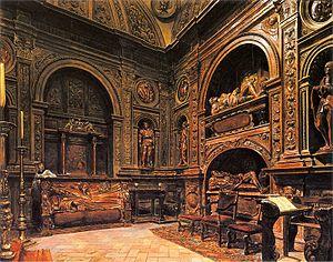 Aleksander Gryglewski - Sigismund's Chapel in Wawel.