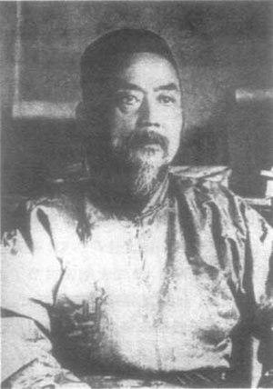 Gu Hongming - Gu Hongming (1857–1928) in his old age.