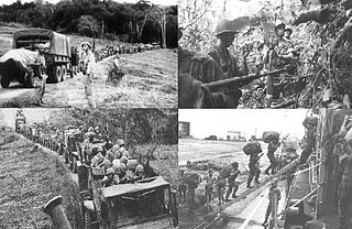 Portuguese Colonial War 1961–1974 armed conflicts in Africa between Portugal and independence movements