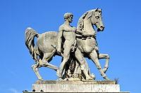 Guerrier romain par Louis Daumas, September 24, 2011.jpg