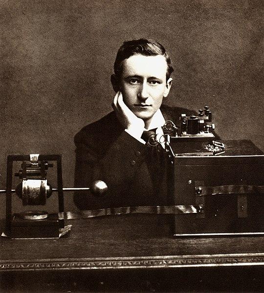 File:Guglielmo Marconi posing.jpg
