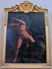 Hercules Slaying the Hydra of Lerna