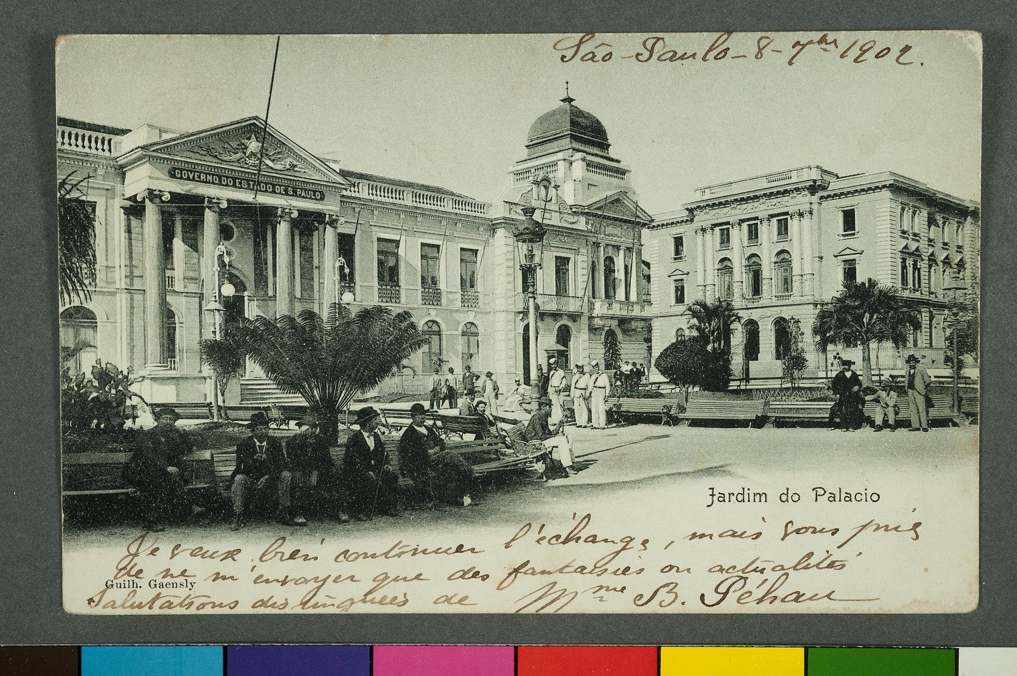 Jardim do Palacio