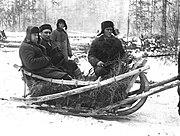 Gulagin vankeja 1936–1937.