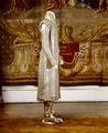 Gustav IV Adolf av Sveriges kröningsdräkt från sidan - Livrustkammaren - 30244.tif