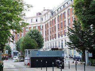 American Hospital of Paris Hospital in Paris, France