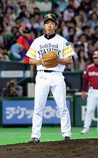 Shinya Kayama Japanese baseball player
