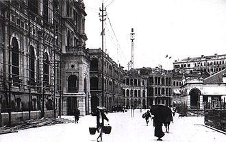 History of Hong Kong (1800s–1930s) - Streets of Hong Kong, 1865
