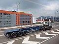 HK Bus 962 view Tsing Kwai Highway 葵涌貨櫃碼頭 Kwai Tsing Container Terminal piers September 2018 SSG 06.jpg