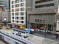 HK Central Des Voeux Road tram 12 trail Dec-2015 New Henry House BEA.JPG