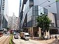 HK Tram tour view Causeway Bay 軒尼詩道 Hennessy Road August 2018 SSG 16.jpg