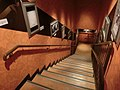 HK Victoria Peak Tower 香港杜莎夫人蠟像館 Madame Tussauds Hong Kong May-2014 - staircase interior 006.JPG