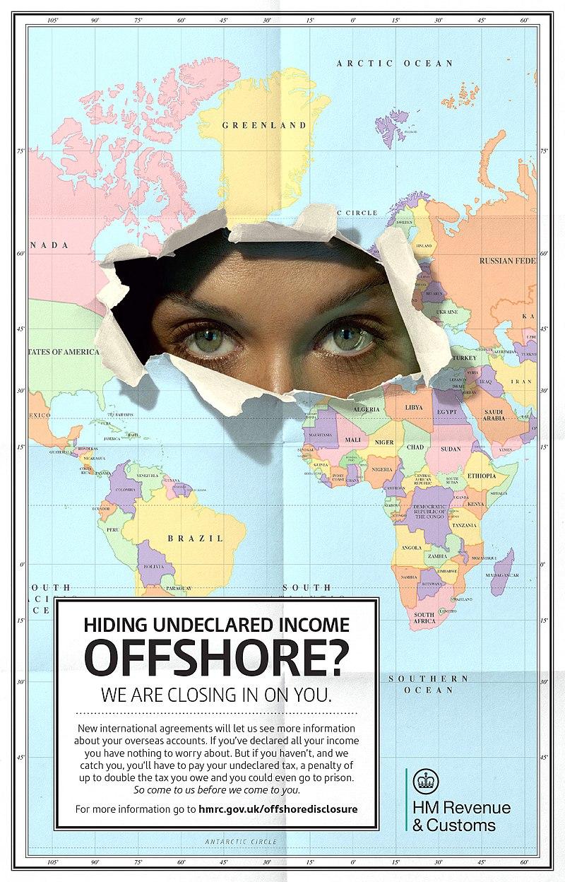 HMRC offshore evasion poster February 2014.jpg