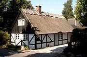 Vernacular architecture in Denmark.