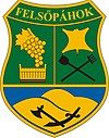 Huy hiệu của Felsőpáhok