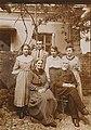 Hagop Shahveledian with family.jpg