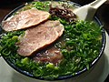Hakata ramen with green onion by ayustety in Tokyo.jpg