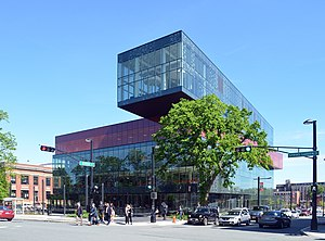EllisDon - The Halifax Central Library, completed 2014.
