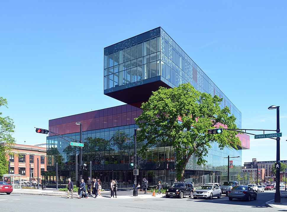 Halifax central library June 2015