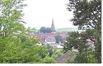Hammersbach - View of Hammersbach.