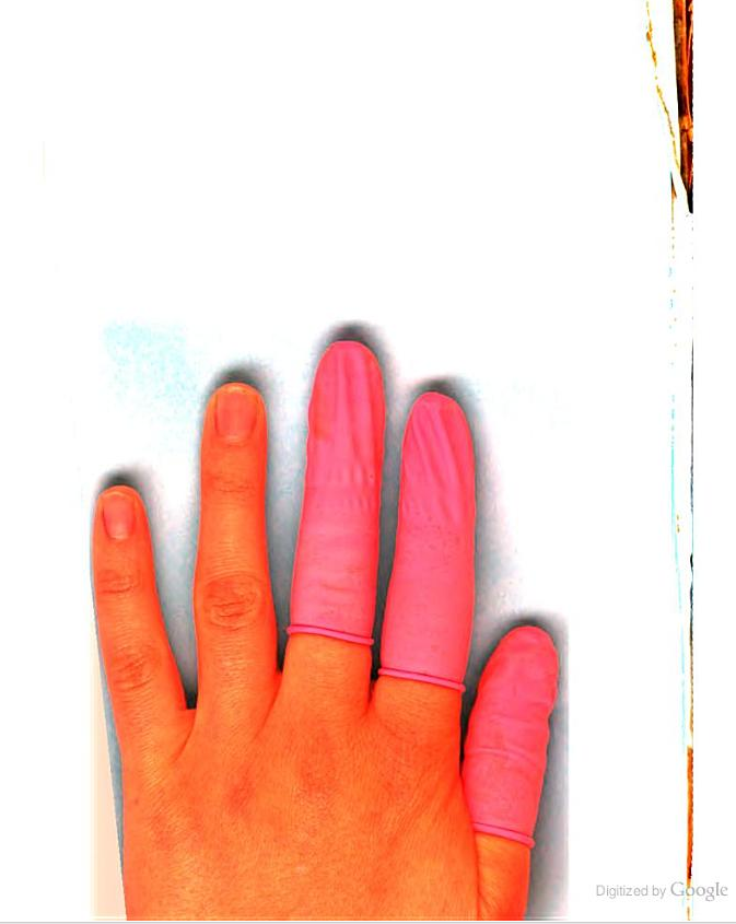 Hand of Google