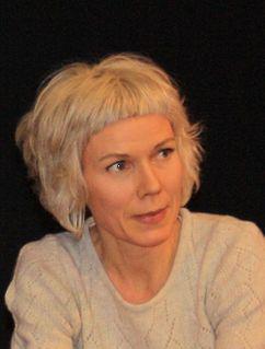 Hanne Ørstavik Norwegian author