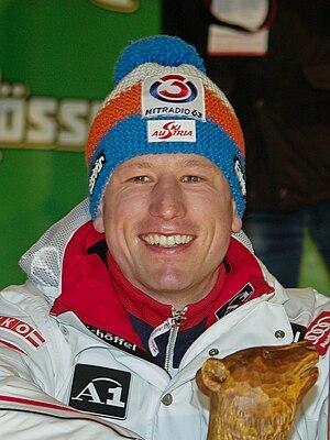 Hannes Reichelt - Reichelt in February 2011