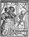 Hans Holbein d. J. - The Noble Lady from Dance of Death - WGA11614.jpg