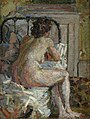 Harold Gilman (1876-1919) - Nude on a Bed - PD.3-1967 - Fitzwilliam Museum.jpg