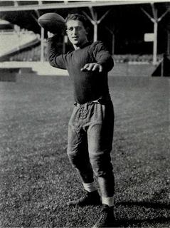 Harry Newman American football quarterback