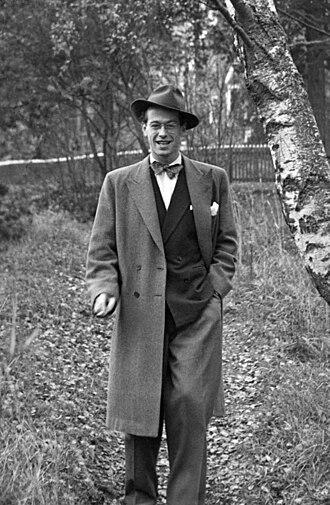 Harry Schein - Harry Schein in 1948.